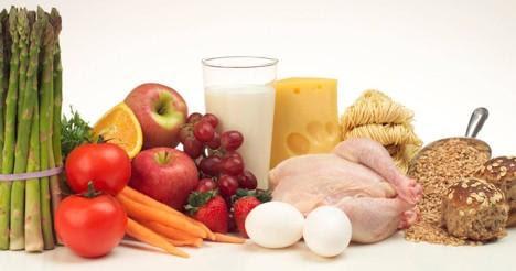 alimentos suadáveis