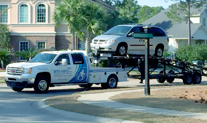 Wheelchair Vans In Sc South Carolina Handicap Van Sales