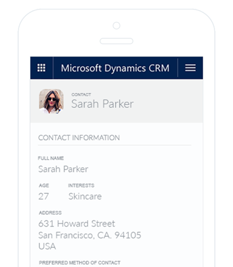 Campaign Monitor for Microsoft Dynamics