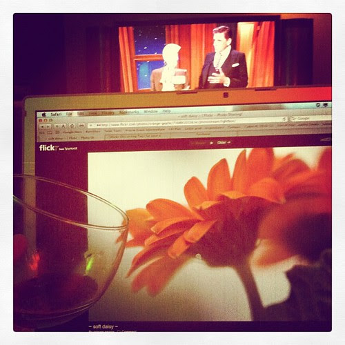 ~ wine, flickr and Craig Ferguson ~
