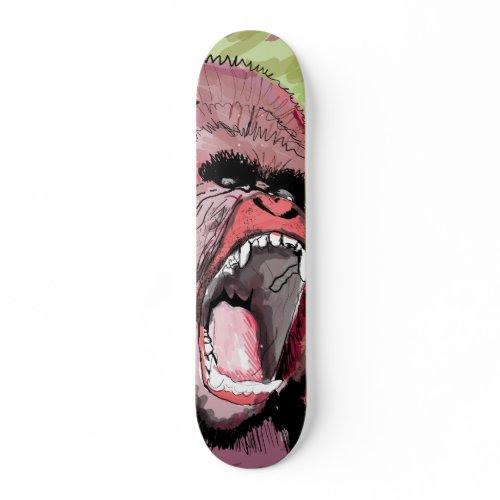 o rei zazzle_skateboard