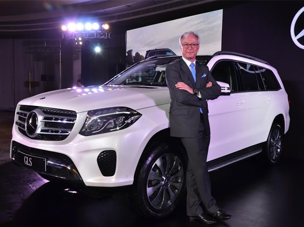 Mercedes Benz launches upgraded 7-seater SUV GLS 350d at ...