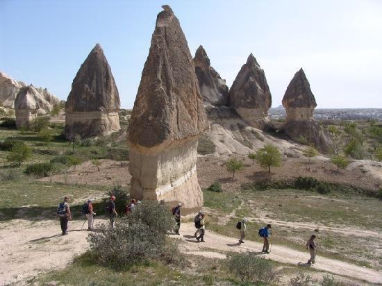 Cappadocia, Turkey: feenkaminen1