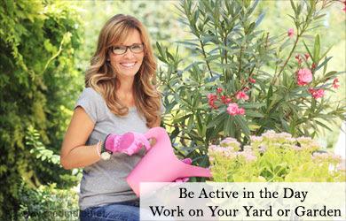 Work on Your Garden