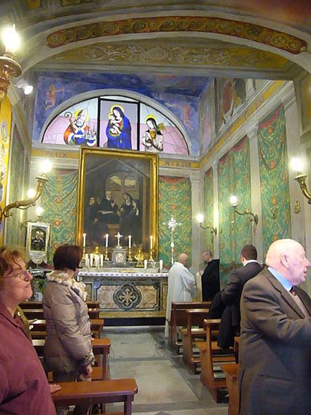 File: S Eustachio - ss Benedetto e Scolastica interno 1160317.JPG