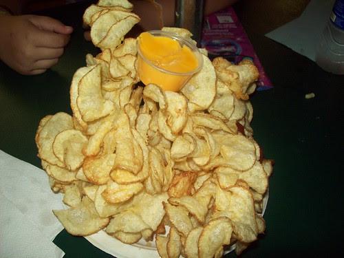 Erie County Fair: Ribbon fries!