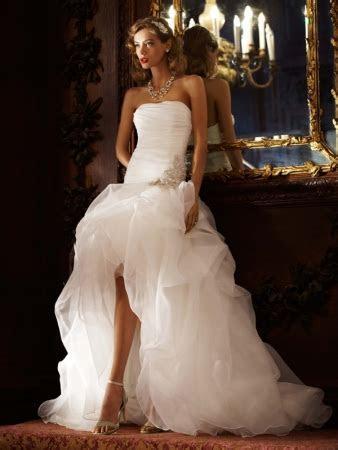 David's Bridal Designer Wedding Dresses   OneWed