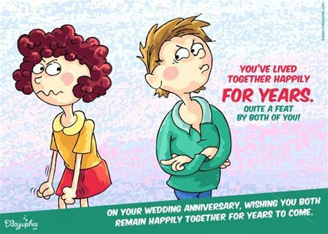 WEDDING ANNIVERSARY QUOTES FUNNY image quotes at relatably.com