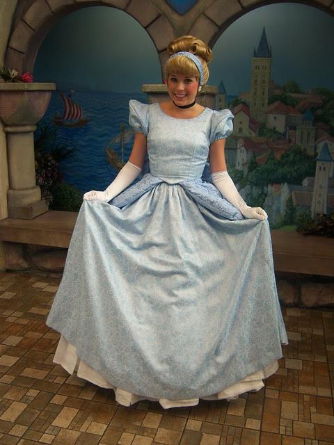 Cinderella at Disney Princess Fantasy Faire | Explore ...