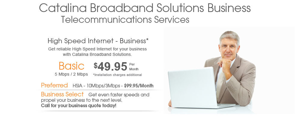 Business - Internet Services | Catalina