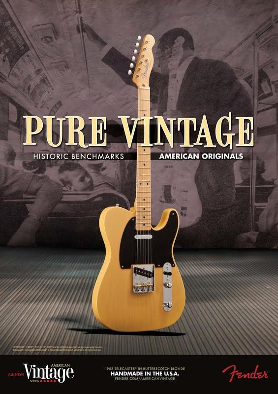 American Vintage 52 Telecaster 2tu Guitars