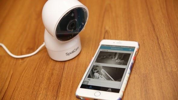 【SpotCam Solo Pro 無線網絡攝錄機】多鏡頭+基座套裝 睇清全屋環境 消費券網購之選