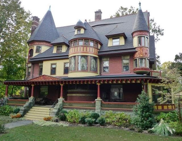 Queen Anne Victorian home, built in 1893 in the Van Wyck Brooks Historic District in Plainfield. / photo courtesy of the Westfield Symphony Orchestra