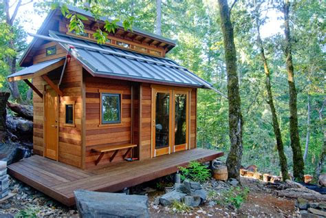 super easy  build tiny house plans freecycle usa