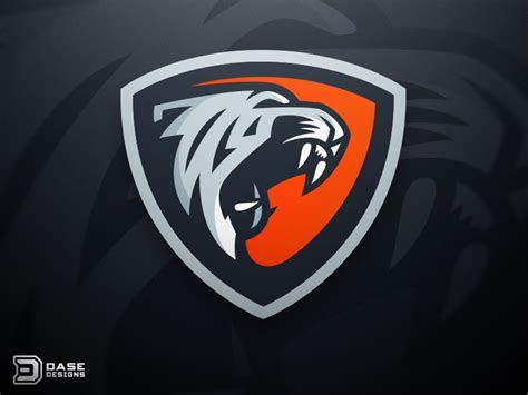 tiger esports logo  derrick stratton  dribbble