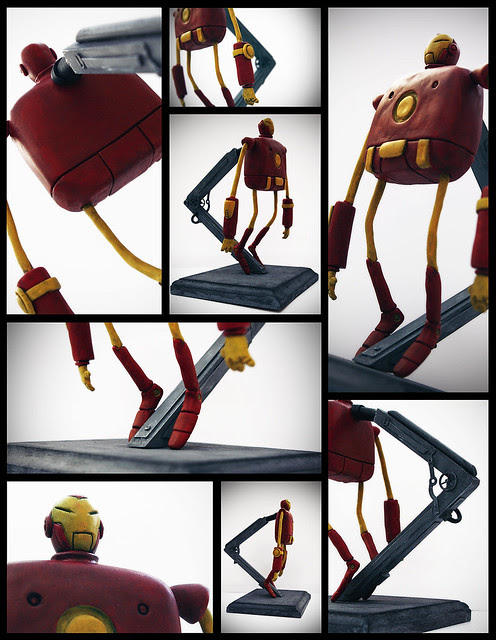 Iron Man - mash up