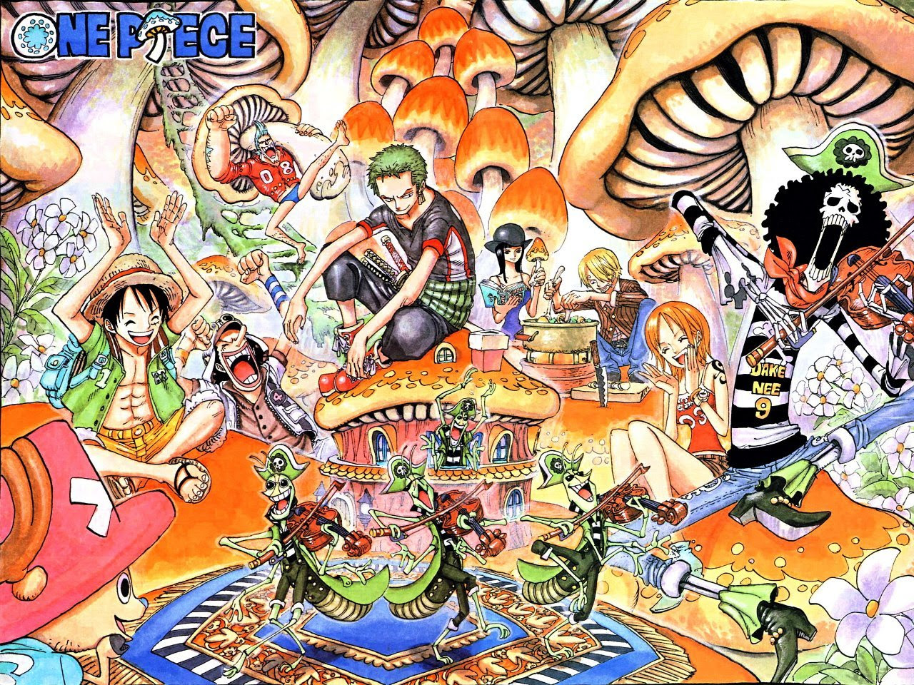 画像 ワンピース One Piece 壁紙まとめ 尾田栄一郎 ルフィ ゾロ