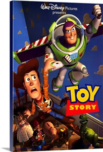 Toy Story (1995) Photo Canvas Print  Great Big Canvas