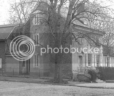 home of entomologist Margaretta Morris