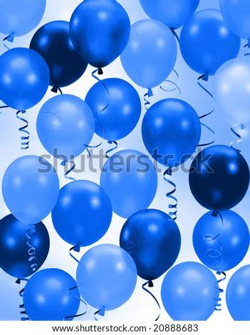 Birthday Clip Art Balloons. Clipart Birthday Balloons