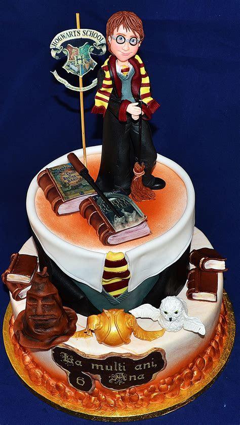 Pin Beautiful Harry Potter Book Cake Cake on Pinterest