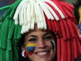 supportice Italie Coupe du Monde 2014