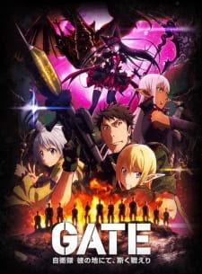 Gate: Jieitai Kanochi nite, Kaku Tatakaeri 2ª Temporada