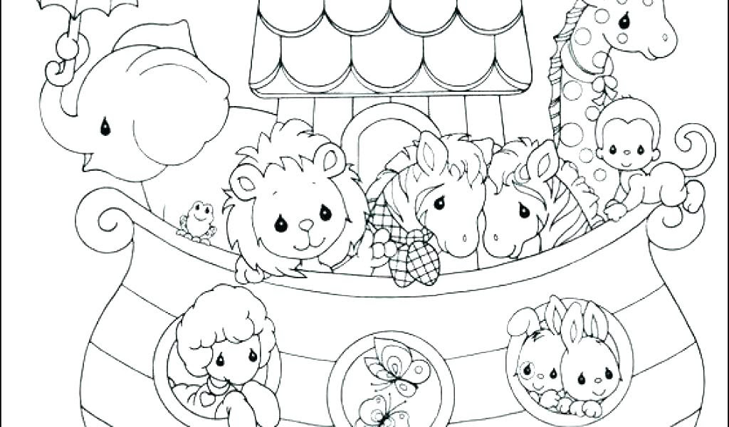 5000 Coloring Pages For Noahs Ark  Images