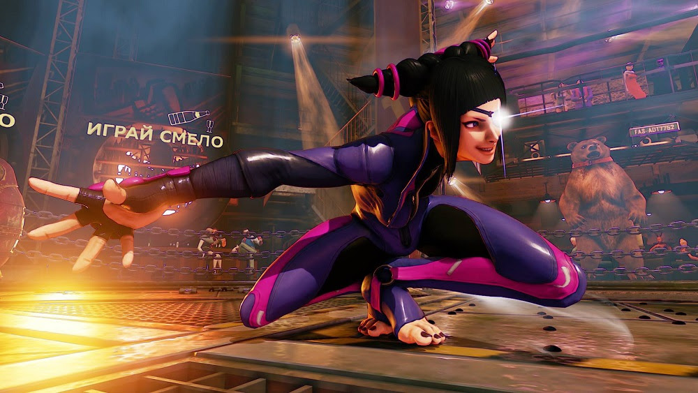Street Fighter V NEEDS a knockout this EVO screenshot