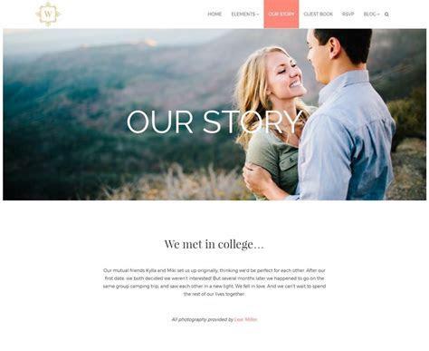 How To Build a Wedding Website with WordPress   Theme Junkie