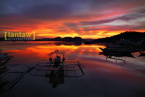 Northern (Palawan) Lights