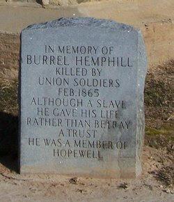 Burrell Hemphill