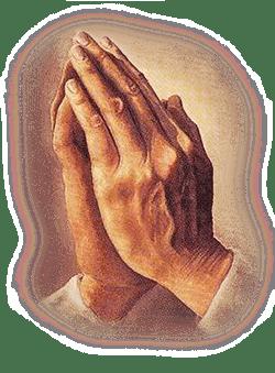 Manos Orando De Epoca Png Transparente Stickpng