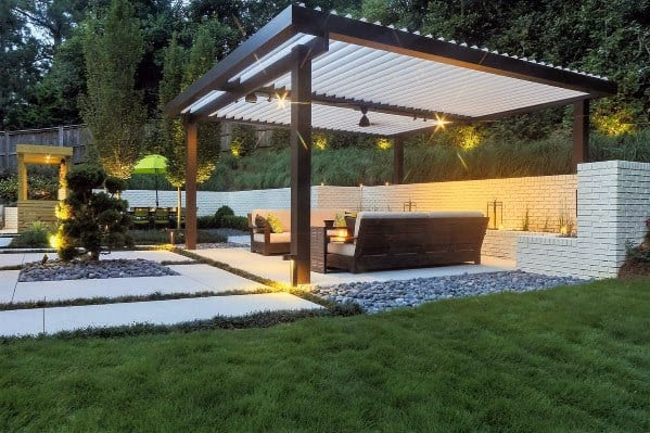 Top 60 Patio Roof Ideas - Covered Shelter Designs