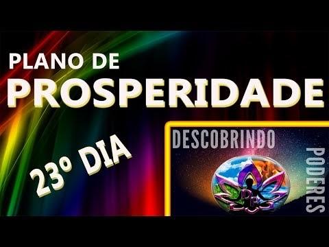 O Plano de Prosperidade de 40 Dias - 23º Dia
