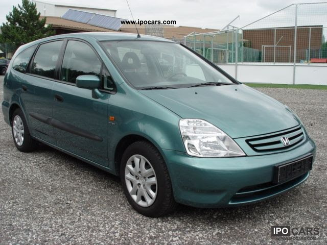 2003 Honda Stream 1.7 SE related infomation,specifications