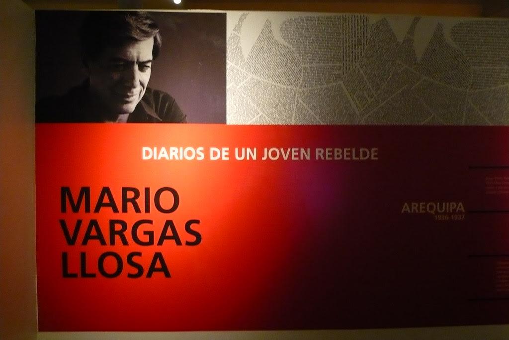 Mario Vargas Llosa, La libertad y la vida