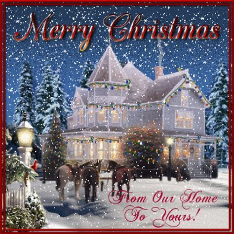 For You! Free Merry Christmas Wishes eCards, Greeting
