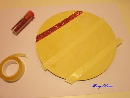 palline su cartoncini step 2