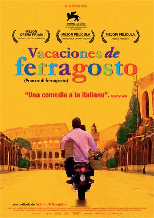Vacaciones de ferragosto (Gianni Di Gregorio, 2.008)