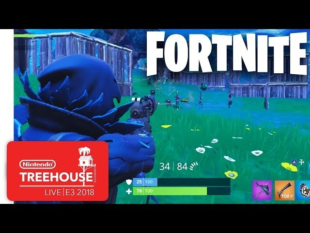Can You Play Fortnite On Nintendo Switch And Pc | Free V ...