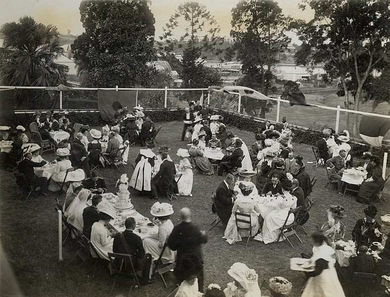 File:StateLibQld 1 254469 Wedding reception in the garden, 1909.jpg