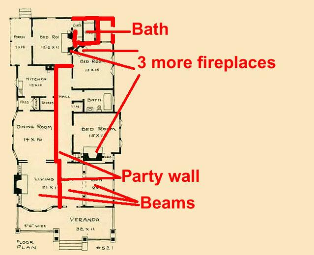 2013-04-08-Leila-Ross-Wilburn-plans-Bungalow-pattern-book-Plan-521-floorplan-made-into-duplex
