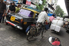 The Dabbawala And The Slithering Street Photographer by firoze shakir photographerno1