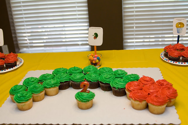 Sweet Blessings Mollie S Very Hungry Caterpillar Party
