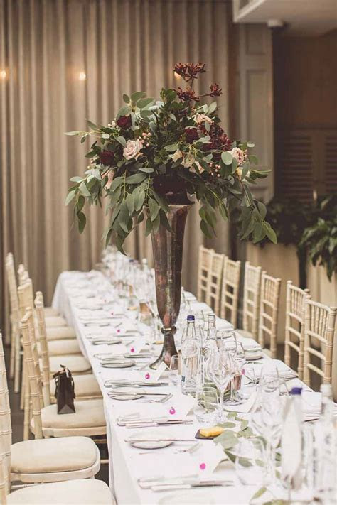 tall wedding centrepieces ? Passion for Flowers