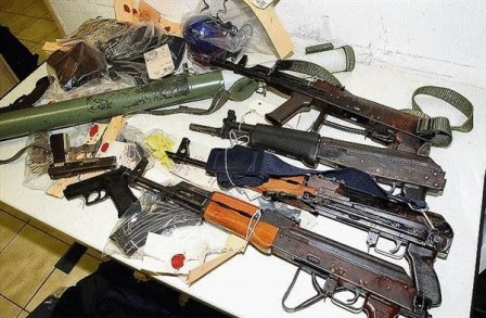 Criminalitéal'Arme de guerrre