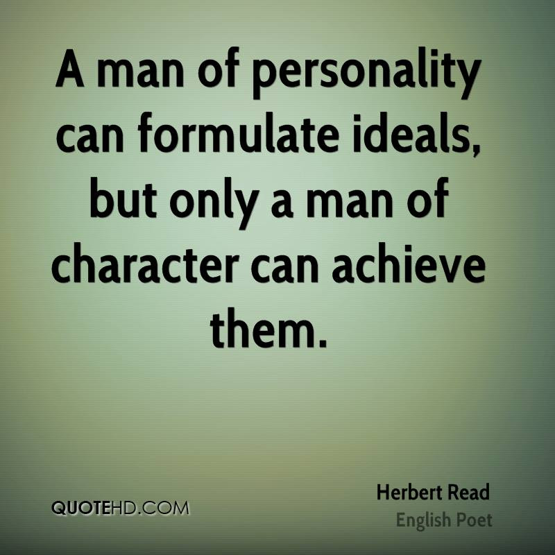Quotes About Personality And Character 100 Quotes