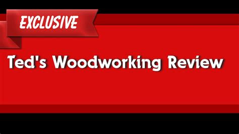 teds woodworking plans review fine woodworking wood