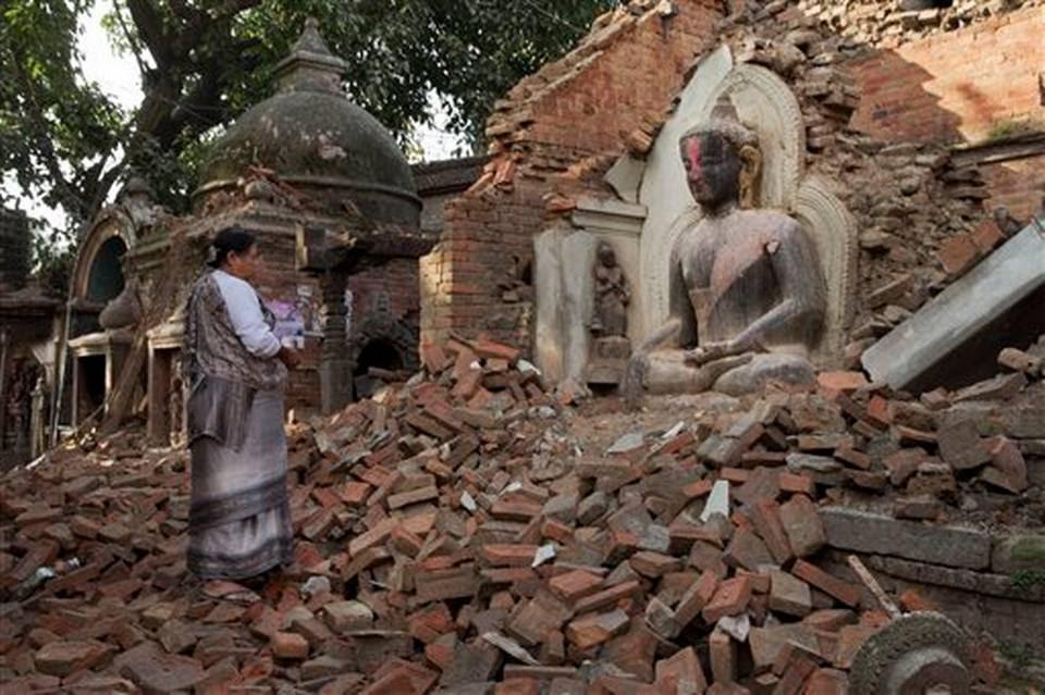 A UN AÑO DEL TERREMOTO EN NEPAL